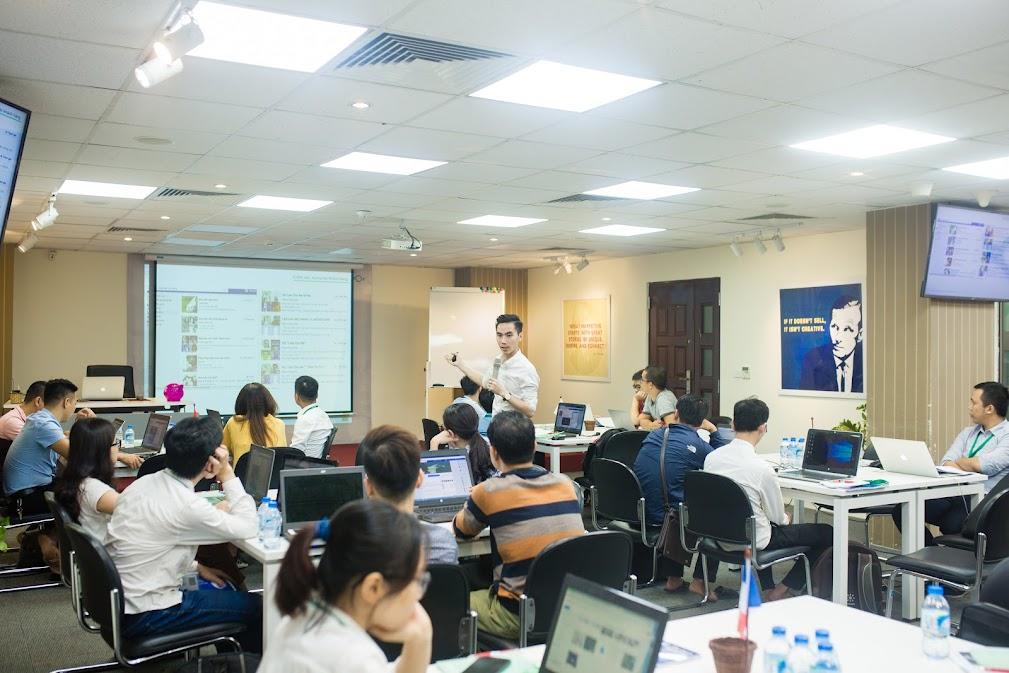 Hình ảnh khoá học Facebook Marketing K36