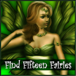 Find Fifteen Fairies Icon