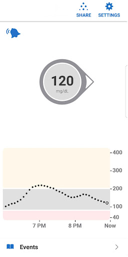 Dexcom G6 1.2.5.2 screenshots 1
