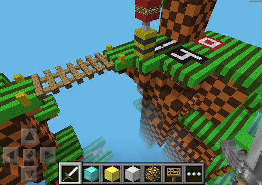 Parkour Maps for Minecraft PE الملصق ...