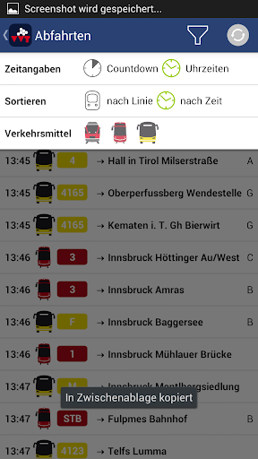 SmartRide - screenshot