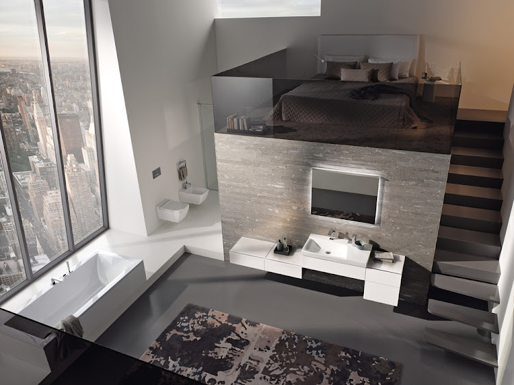 Geberit's Xeno² bathroom series.