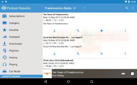Podcast Republic v2.6.5 beta 1