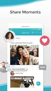 Zapya Go – From File Transfer to Private Social 4
