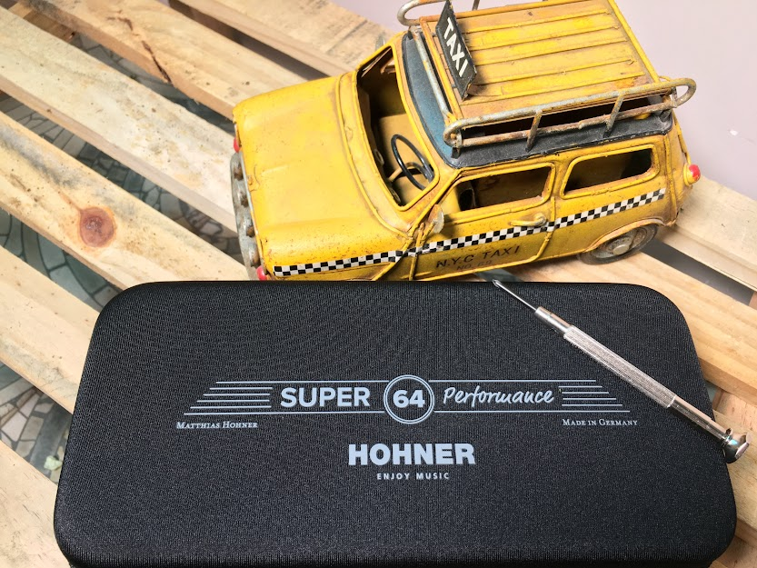 Kèn Harmonica - NEW Hohner Super 64x Performance