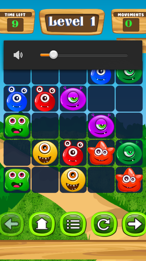 Connect The Monsters- screenshot