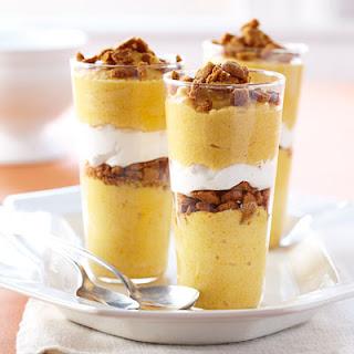 Pumpkin Mousse With Gelatin Recipes