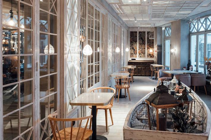 Фото №2 зала Ресторан «Гроза»