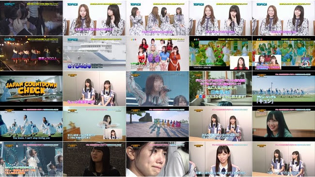 [TV-Variety] 48G 46G Part – Japan Countdown