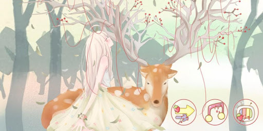 玩免費漫畫APP|下載핑크 사랑스러운 소녀 app不用錢|硬是要APP