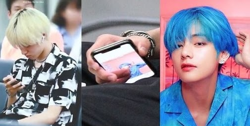Here Are 15 Idols Who Say BTS's V Is Their Role Model - Koreaboo