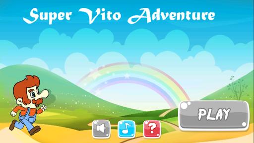Super Vito Adventure World