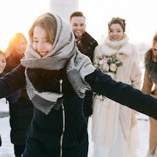 Wedding photographer Natalya Agafonova (NatAgafonova). Photo of 22.04.2018