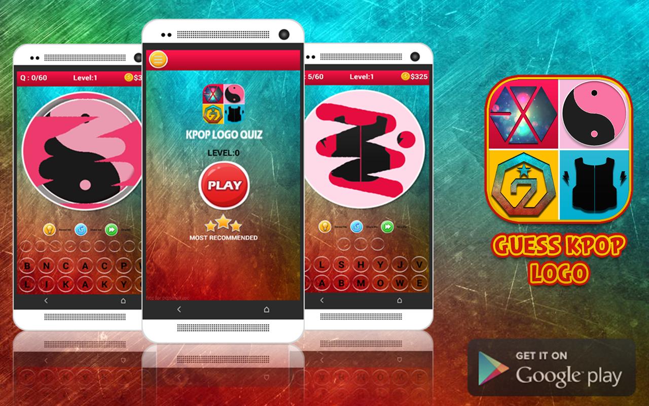 Google themes kpop - Kpop Quiz Guess K Pop Logo Screenshot