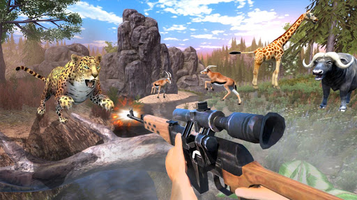 Deer Hunting Animal Shooting Free Game 1.18 screenshots 2