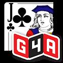 G4A: Klaverjas icon
