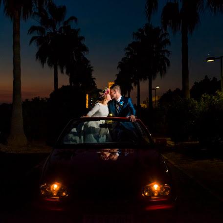 Fotógrafo de bodas Sergio Mayte (Eraseunavez). Foto del 15.10.2018