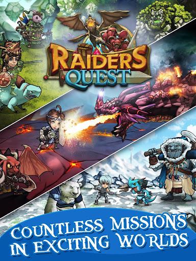 Raiders Quest RPG 1.8.10 screenshots 18