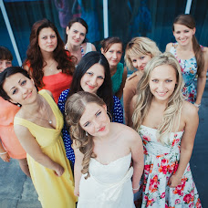 Wedding photographer Anna Ovchinik (AnnetO). Photo of 15.07.2014