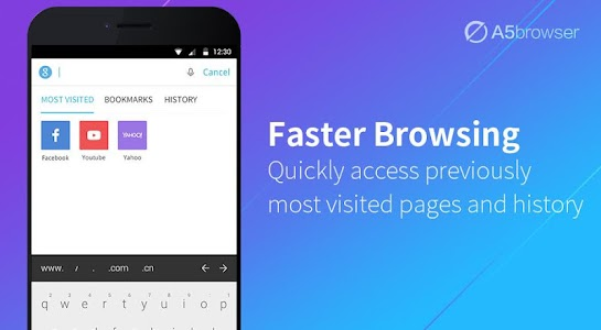 A5 Browser-Fast,Clean,Small v1.0.2