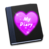 Diary App with Password free