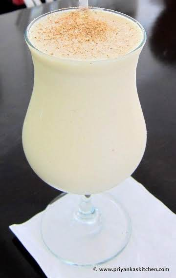 Rum and Coconut Cream Drink