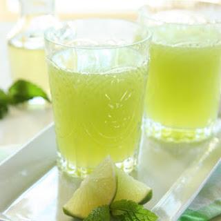 Honeydew Mint Agua Fresca