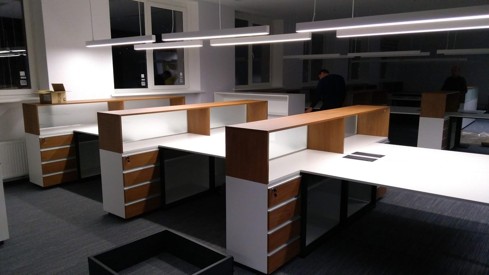 Модульные рабочие места - Модульная офисная мебель, Металлические каркасы столов, Мебельные опоры ✆ 0679245444