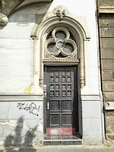 Photo: Hauseingang Wehringhauser Straße 34.