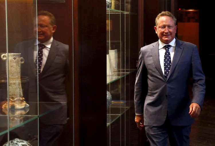 Andrew Forrest. Picture: REUTERS