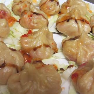Vegetarian Steamed Gyoza
