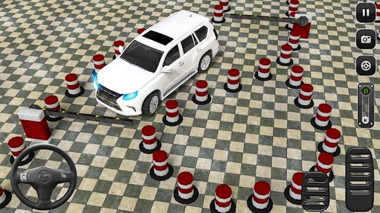 Luxury Prado Car Parking Challenge APK image thumbnail 3