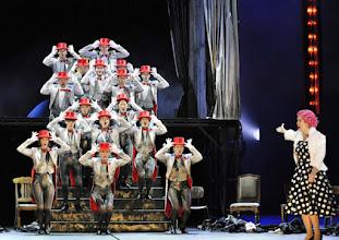 Photo: WIEN/ Theater an der Wien: DIE DREIGROSCHENOPER. Premiere am 13.1.2016. Inszenierung: Keith Warner. Angelika Kirchschlager. Copyright: Barbara Zeininger