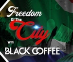 Freedom of the City with Black Coffee : Castle of Good Hope, Cape Town