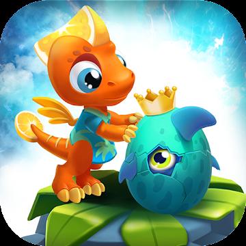 Tiny Dragons MOD APK 0.13.1501 (Mega Mod)