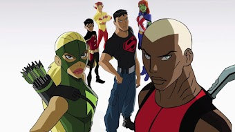 The New Team Arrow