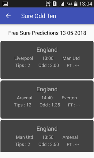 Download SureBet Prediction Tips on PC & Mac with AppKiwi APK Downloader