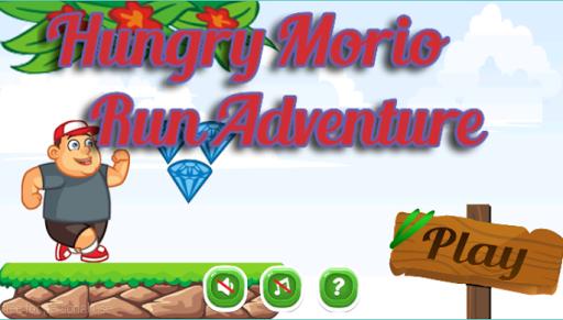Hungry Morio Run Adventure