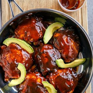 Buffalo Chicken Thighs Recipes.