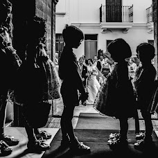 Fotógrafo de casamento Agustin Regidor (agustinregidor). Foto de 02.10.2017
