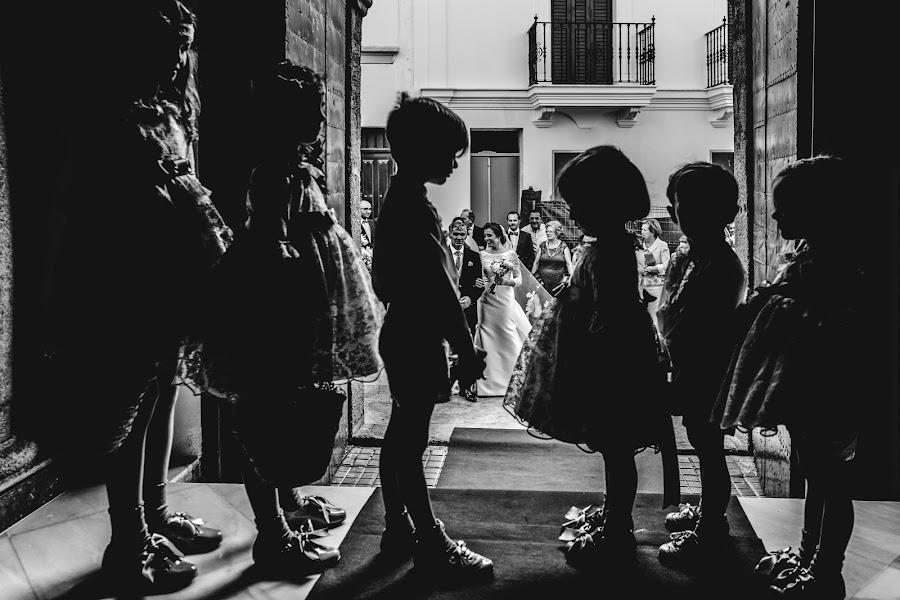 Wedding photographer Agustin Regidor (agustinregidor). Photo of 02.10.2017