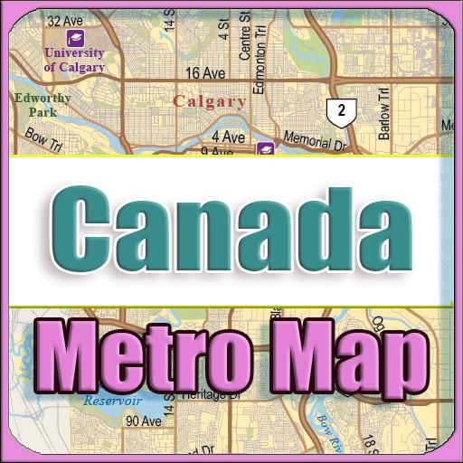 Ottawa Subway Map.Canada Metro Map Offline Rakendused Google Plays