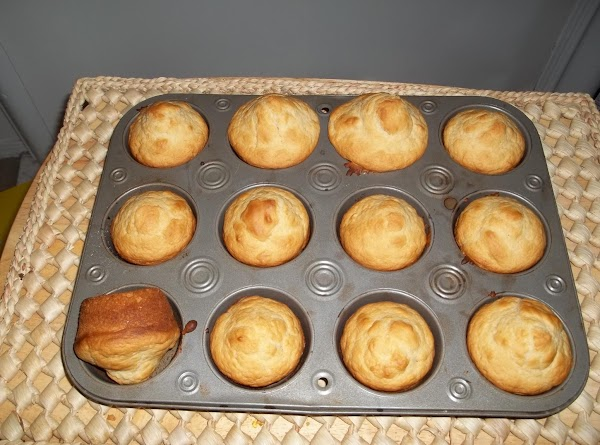 Fast Beer Bread Muffins (sallye) Recipe