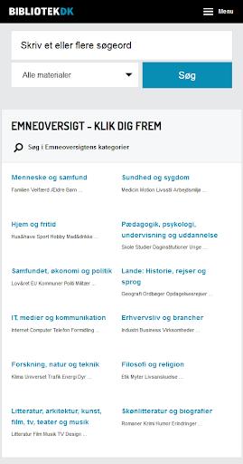 Bibliotek.dk bogmærke