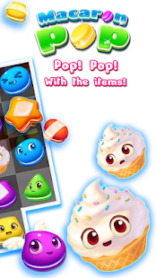 Macaron Pop - náhled