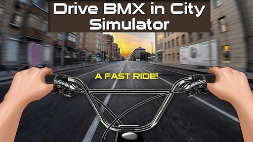 Drive BMX in City Simulator 1.3 Mod screenshots 3