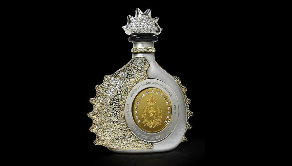 most-expensive-alcohol-liquors-Henri_IV_Dudognon_Heritage_Cognac