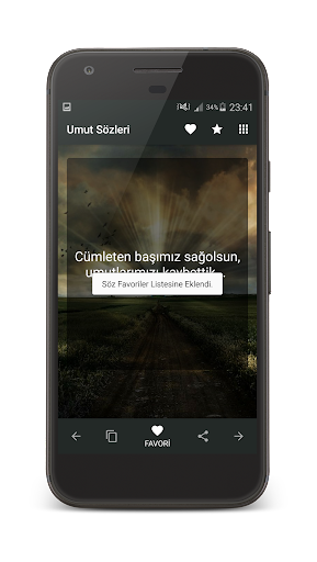 Umut Su00f6zleri 1.0 screenshots 3
