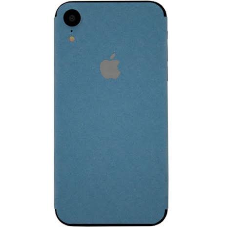 Suede - Blue // Azure