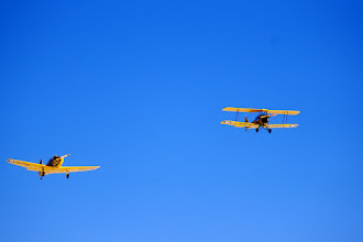 Photo: Vintage Wings Tiger Moth 4947 CF-ANN and Cornell 10712 CF-YQR